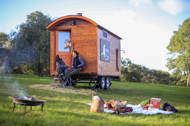 Mobile Sauna Cloudberry